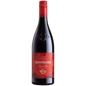 SONOROSO RED SWEET ROSSO DOLCE ITALY 750ML