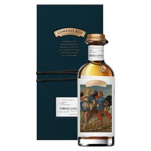 COMPASS BOX TOBIAS & THE ANGEL SCOTCH BLENDED LIMITED EDITION 750ML