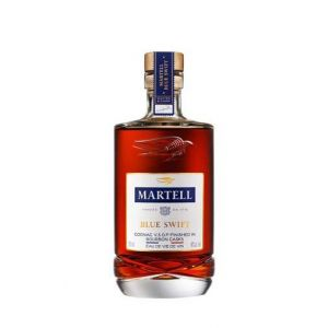 MARTELL COGNAC BLUE SWIFT VSOP FRANCE 750ML  (BUY 2 SAVE $6 COUPON APPLIED BY PERNOD DISCOUNT APPLIED IN PRICE SHOWN)