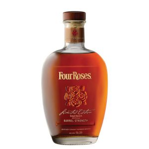 FOUR ROSES BOURBON SMALL BATCH BARREL STRENGTH LIMITED EDITION 2020 RELEASE KENTUCKY 750ML