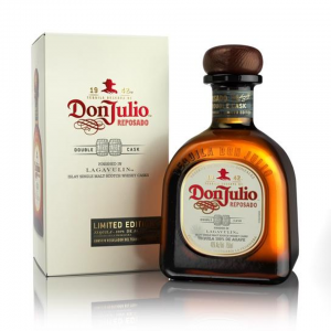DON JULIO TEQUILA REPOSADO DOUBLE CASK LAGAVULIN FINISH LIMITED EDITION 750ML